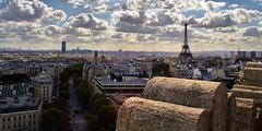 Panorámica Parisien (Rabadán Fotho) Tags: paisaje panoramica hdr torre towns fotografia foto paris europa europe