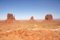 Monument Valley Utah-Arizona (Anthony Quintano) Tags: monumentvalley utah arizona redrocks desert visitutah az ut