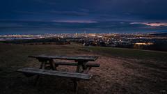City Lights (markus_mk85) Tags: vienna city lights austria wien stadt bisamberg sony alpha 6300 16mmf14 aussicht view