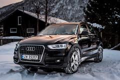 Small SUV (Einar Angelsen) Tags: suv winter car audi