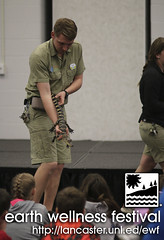 Earth Wellness Festival 2019 - Endangered! - American Alligator _ 05 (UNL Extension in Lancaster County) Tags: endangered lincoln childrens zoo american alligator