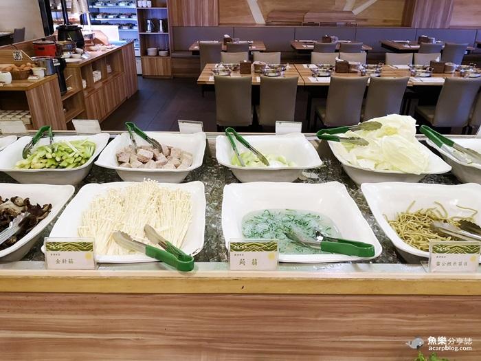 【台北松山】原生園食草汆燙鍋│野菜火鍋吃到飽│台北小巨蛋美食 @魚樂分享誌