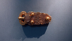 Sutton Hoo, Great gold buckle