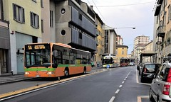 Bergamo -  bus ATB (Virtual time) Tags: bergamo busbergamo