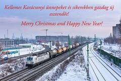SETG 193 839, Budafok (Paha Bálint) Tags: setg siemensvectron vectron br193 hungary freighttrain train güterzug