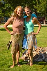 Mud fairies (radargeek) Tags: internationalmudday myriadgardens 2018 june oklahomacity okc downtown festival mud summer