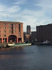 Liverpool, England (BirkenPhotos) Tags: liverpool albert dock mountain sculpture england city