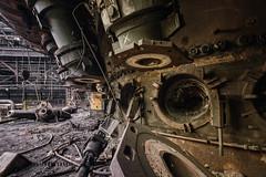 HFB9 (Lefers.) Tags: hfb urbex 2018 lefers abandoned industrial fuji xt1 wideangle wideangleshot decay heavy rust metal blast furnace warm details fineart