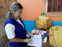 16.01.19 Ações de vigilância reduzem casos de transmissão local da forma grave de malária.