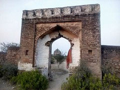 Arched Gateway outside of Rohtas