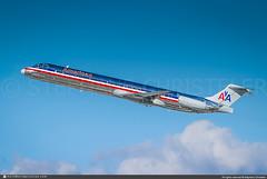 [LAX.2010] #American.Airlines #AA #McDonnell.Douglas #MD83 #N973TW #Ex-TWA #awp (CHRISTELER / AeroWorldpictures Team) Tags: americanairlines aa aal usa mcdonnelldouglas md83 dc9 dc983 msn536232276 53623 2276 msn pw jt8d n973tw longbeach lgb transworldairlines tw twa roswell row bravoairways bay urcoo kamair rq kmf bukovyna bq bkv caspianairlines cpn umair ukrainianmediterranean airlines uf ukm epcas plane aircraft airplane takeoff climb losangeles lax klax airport california ca planespotting spotter avgeek nikon d80 raw nikkor 70300vr lightroom aeroworldpictures awp chr 2010