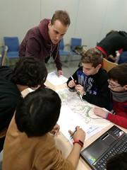 Jornada bici para grupos embajadores - IMG_20181220_123659 (Medioambiente Zaragoza) Tags: stars proyectostars zaragoza movilidad sostenible escolar