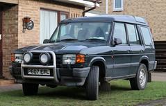 P607 EFL (Nivek.Old.Gold) Tags: 1996 land rover discovery tdi 5door 2495cc marshall cambridge