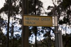 Nierinna Track