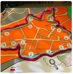 trenzamos el barrio (transductores) Tags: interficies universidad de barcelona taller