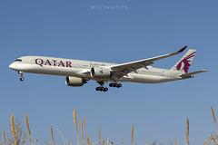 Airbus A350-1041 A7-ANF Qatar Airways (msd_aviation) Tags: