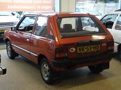1985 Suzuki Alto (harry_nl) Tags: netherlands nederland 2019 leiden suzuki alto nk53hd sidecode4