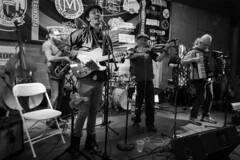 Lagniappe (of Cincinnati) @ Bockfest 2019 (Ed Gloria) Tags: cincy beer heritage brewery band livemusic cajun german festival tuba drums bass guitar accordian clarinet violin