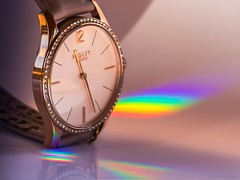 MM - Timepieces (Different Aspects) Tags: macromondays timepieces watch time rainbow