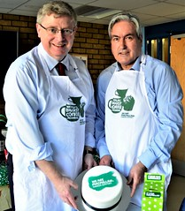 Macmillan Coffee Morning in Tranent