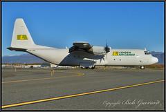 P4_LAE Lynden Air Cargo (Bob Garrard) Tags: p4lae lynden air cargo lockheed l10030 hercules l100 l382g anc panc