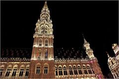 Hôtel de Ville, Grand Place, Bruxelles, Belgium (claude lina) Tags: claudelina belgium belgique belgië bruxelles brussels grandplacedebruxelles hôteldevilledebruxelles architecture