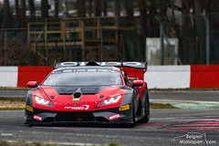 Lamborghini Huracán Super Trofeo evo (belgian.motorsport) Tags: 2019 test testing tesday testdag circuit zolder testdays lamborghini huracán super trofeo evo leipert