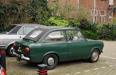 1973 Fiat 850 D (rvandermaar) Tags: 1973 fiat 850 d fiat850 sidecode3 69ag74