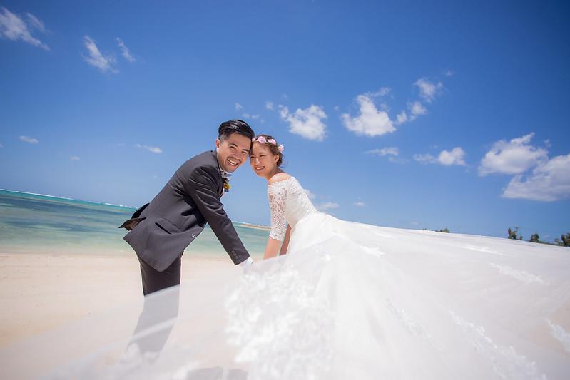 沖繩婚禮,沖繩教堂,沖繩婚紗,海島婚禮,海外婚禮