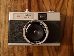 Halina 1000 (bigalid) Tags: film camera 35mm haking halina 1000