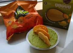 Avocado Dip with Paprika Flavoured Pop Chips (Tony Worrall) Tags: images photos photograff things uk england food foodie grub eat eaten taste tasty cook cooked iatethis foodporn foodpictures picturesoffood dish dishes menu plate plated made ingrediants nice flavour foodophile x yummy make tasted meal nutritional freshtaste foodstuff cuisine nourishment nutriments provisions ration refreshment store sustenance fare foodstuffs meals snacks bites chow cookery diet eatable fodder ilobsterit instagram forsale sell buy cost stock snackamole avocado dip paprika pop chips