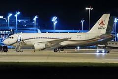 Airbus A319-115(CJ) - B-8319 - HAJ - 01.04.2019 (Matthias Schichta) Tags: haj eddv hannoverlangenhagen flugzeugbilder planespotting sanyagroup b8319 airbus a319cj