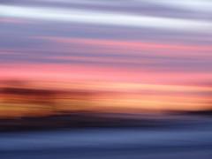 Sunrise colours (evisdotter) Tags: sunrise colours sky icm camerapainting intentionalcameramovement sooc