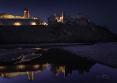 Castillo de Escalona (H.M.MURDOCK) Tags: escalona castillo torre pueblos urbana nocturnas nikon d610