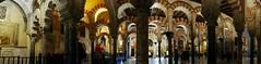 Mezquita de Córdoba (alfonsocarlospalencia) Tags: mezquita córdoba maravilla omeya ampliaciones arcos lámparas arte belleza panorámica musulmán religión mariví antigüedad quibla mirhab luz columnas perfección viaje alucine abderramán califato