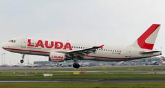 OE-LOA (Ken Meegan) Tags: oeloa airbusa320214 3147 laudamotion dublin 1142019 airbusa320 airbus a320214 a320