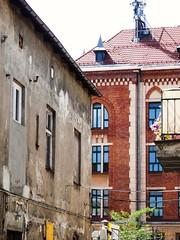 Cracow, Jewish quarters (Petri Juhana) Tags: cracow poland lumix tz80 panasonic travel tourism digital strange jewish