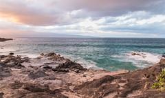 Paradise Lost (Austin Westervelt) Tags: hawaii maui landscape seascape outdoors outside ocean sea water waves motion movement shore coast coastline island beautiful