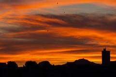 lever de soleil sur le Garlaban (Bernard Ddd) Tags: sony70300mm marseille garlaban 18mars2019 alpha77 leverdesoleil bouchesdurhône france fr