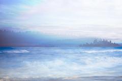 looking glassy (parfois) Tags: aprilwasteland parfois koyanagi atmosphere mood melancholy scene surf silver islands horizon gentle memories lazy quiet peaceful peace solitude silence shadows light fog mist sea haar seafoam seafog