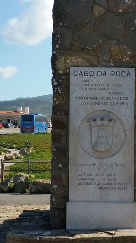 "Autocares Andujar en Cabo da Roca Portugal . Ecija alquilar autobus (1) • <a style=""font-size:0.8em;"" href=""http://www.flickr.com/photos/153031128@N06/46710901574/"" target=""_blank"">View on Flickr</a>"