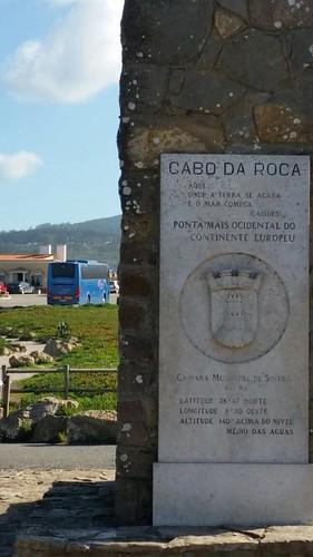 "Autocares Andujar en Cabo da Roca Portugal . Ecija alquilar autobus (1) • <a style=""font-size:0.8em;"" href=""http://www.flickr.com/photos/153031128@N06/46710901574/"" target=""_blank"">View on Flickr</a>"