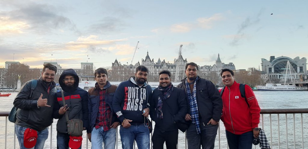 ABS PGDM Oxford Trip 2018 – Survey and Other Educational Experiences