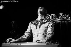 Mario Cobo (Kim Lenz Band) (Joe Herrero) Tags: aprobado concierto concert directo live bolo gig guitarra guitar fender