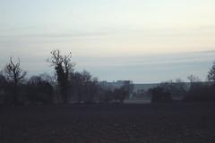 Upton Christmas Eve (wit) Tags: landscape oxfordshire upton evening dusk mist christmaseve winter uk england fields