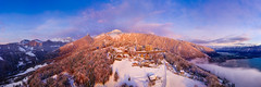 Caux_When_It_Snow (Andy'z Art) Tags: art andyz andyzart suisse switzerland swiss shms sunset international initiatives iofc caux colors colorful coucherdesoleil change palace panorama photography drone montreux mountain mountains montagnes mavic pro 2 flying rocher de naye dent jaman chaine des ventraux dents du midi lac leman merdasson diable ski snow lion