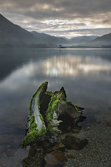Ullswater Stump (Creative Capture Images) Tags: ngc canvas canvases creativecaptureimagesphotography lakedistrict landscape mist print prints stephenparker ullswater winter
