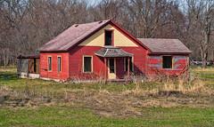 Abandoned Home (nikons4me) Tags: ia iowa tamacounty abandoned abandonment house home old decay nikond80 nikonafnikkor50mmf18d oncewashome