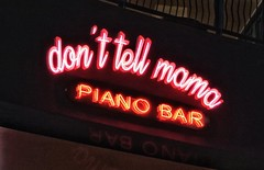 Don't Tell (podolux) Tags: 2019 april2019 sony sonya7 a7 sonyilce7 ilce7 neon sign neonsign signs lasvegas nevada nv font fontspotting
