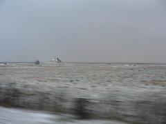 InselWinter (achatphoenix) Tags: road roadtrip street roadside insel winter hiver χειμώνασ nordsee northsea römö